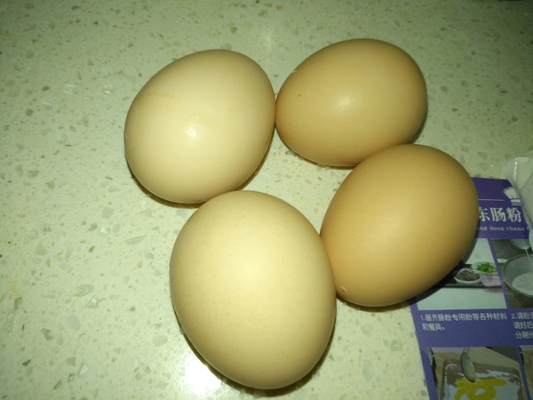 鸡蛋肠粉的做法图解