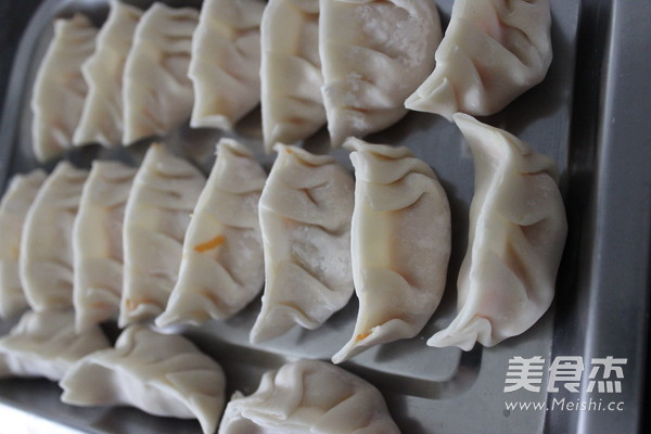 胡萝卜饺子怎么炒