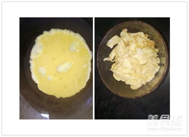 西红柿炒鸡蛋的做法图解