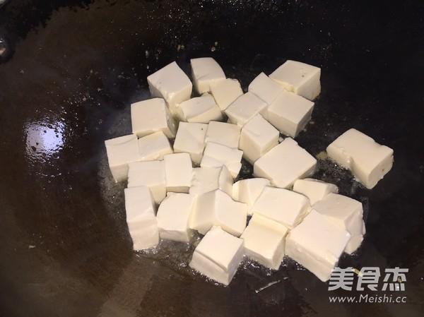 红烧豆腐怎么炒