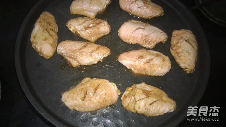 香煎鸡翅的简单做法