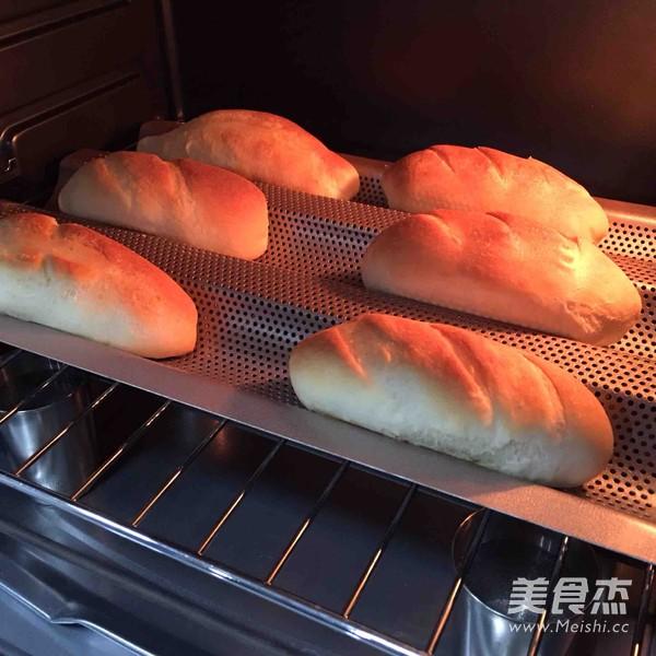 六寸法棍面包怎么吃