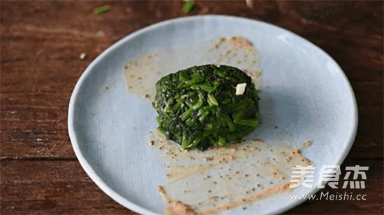 芝麻酱拌菠菜怎么吃