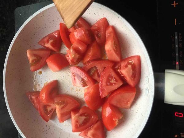 番茄虾仁炖冬瓜的家常做法