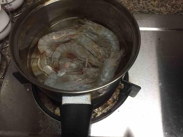 罗勒酱海鲜意面的做法图解