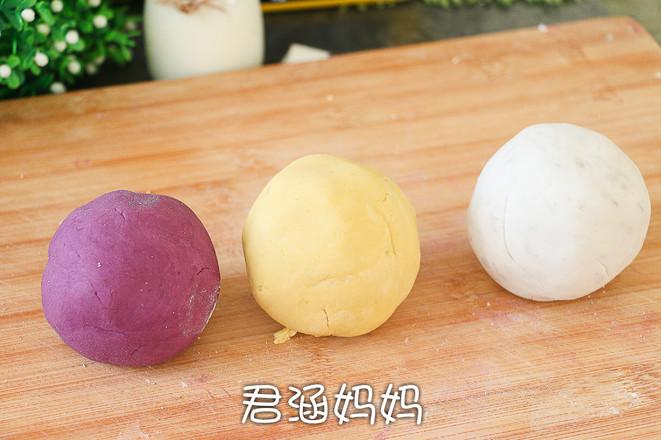 三色芋圆怎么煮