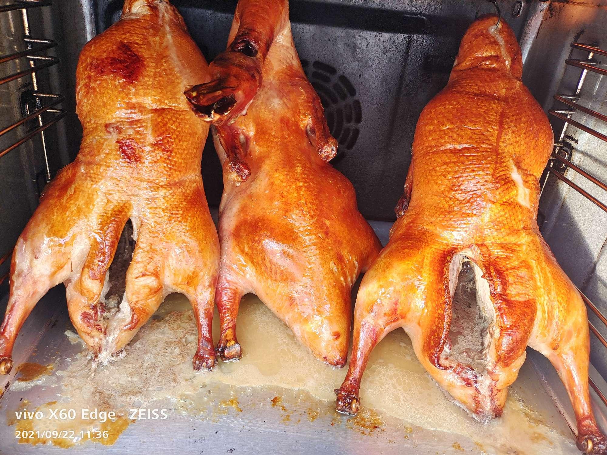 广式脆皮烧鸭家庭版的步骤