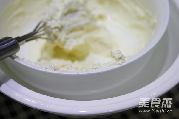 咖啡大理石乳酪蛋糕的做法图解
