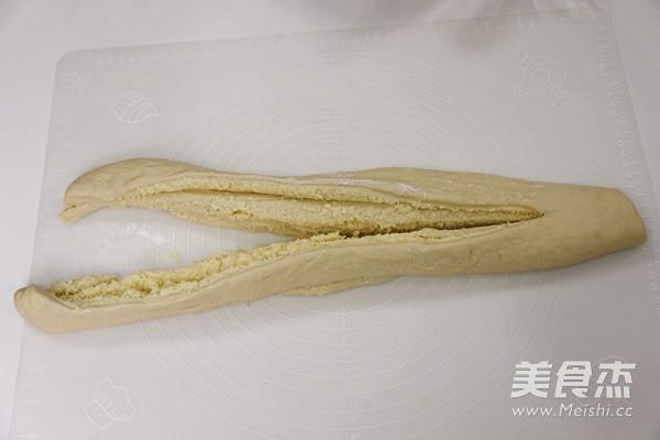 椰蓉面包(面包机版)怎样炒