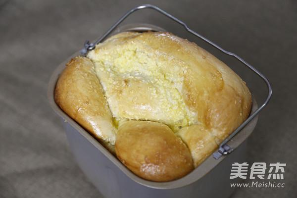 椰蓉面包(面包机版)的制作方法
