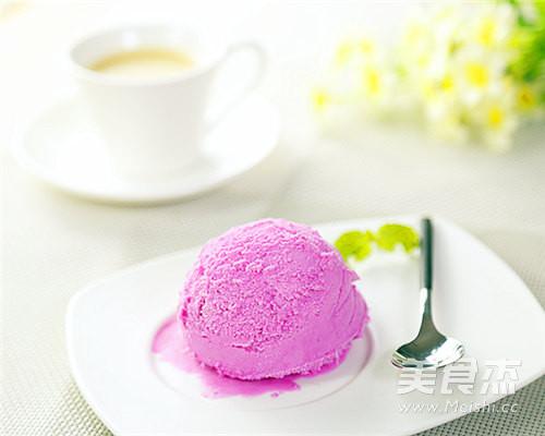 火龙果冰淇淋怎么煸