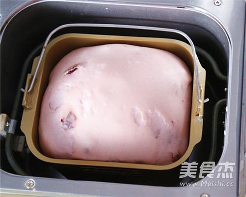 奶香浓郁紫薯面包怎么做