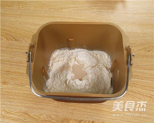 风靡一时的乳酪包的做法图解
