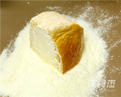 风靡一时的乳酪包的制作