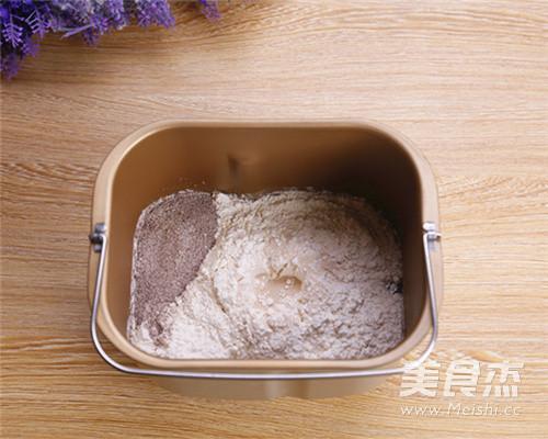超绵软糯米粉奶咖吐司的做法图解