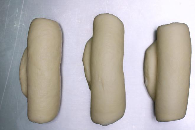 北海道肉松吐司怎样做