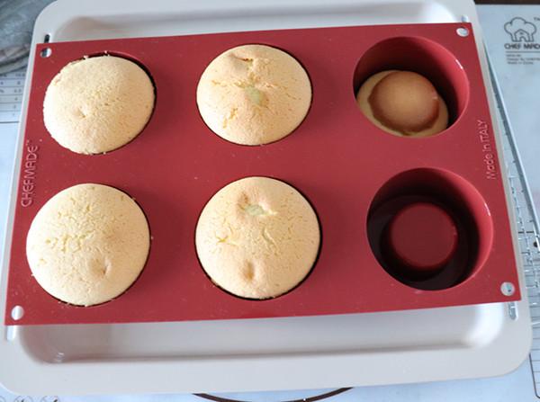 水果酸奶海绵杯的制作