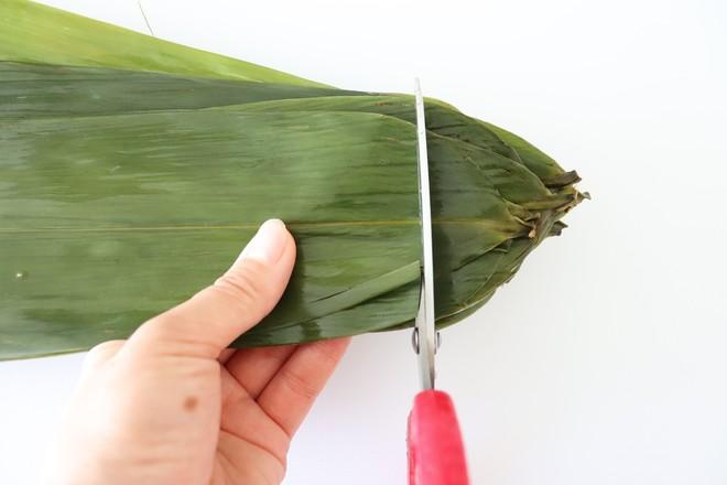 咸蛋黄肉粽&传统红枣粽怎么做