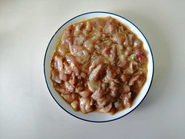 烤箱版鸡米花怎么吃