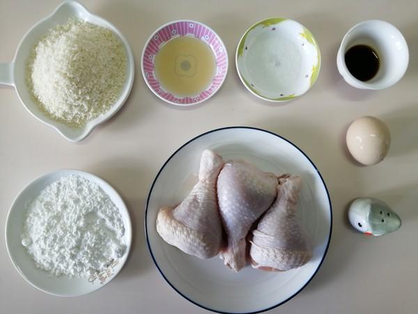 烤箱版鸡米花的做法大全