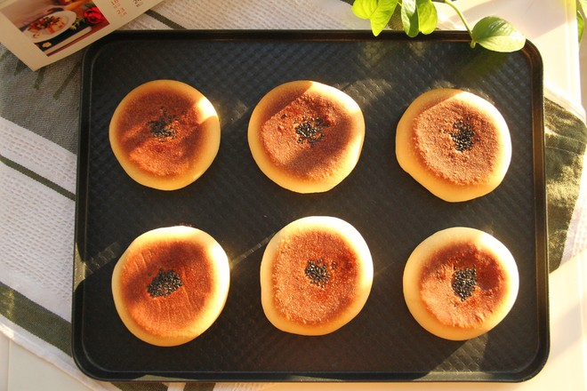 日式豆沙包的制作
