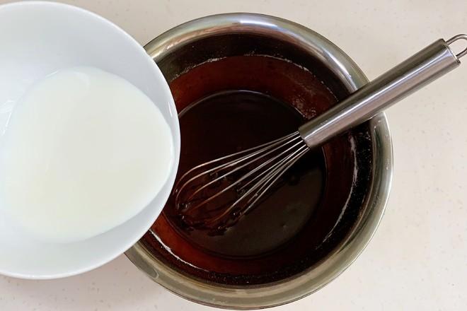 巧克力古早味蛋糕怎么做