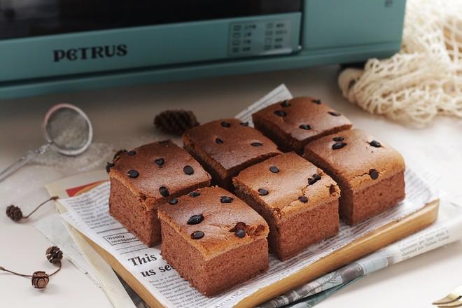 巧克力古早味蛋糕的制作方法