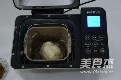 葡萄干面包的家常做法