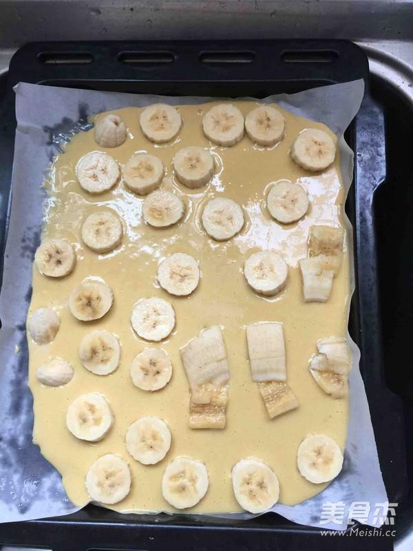 香蕉鸡蛋饼的家常做法
