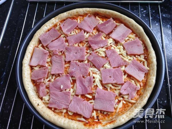 披萨怎样做