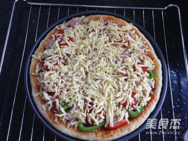 披萨怎样煮