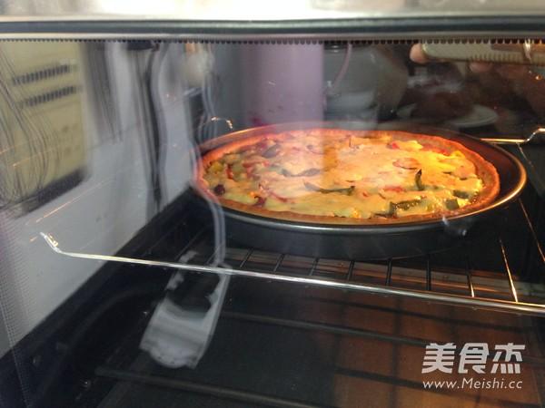 披萨怎样炖