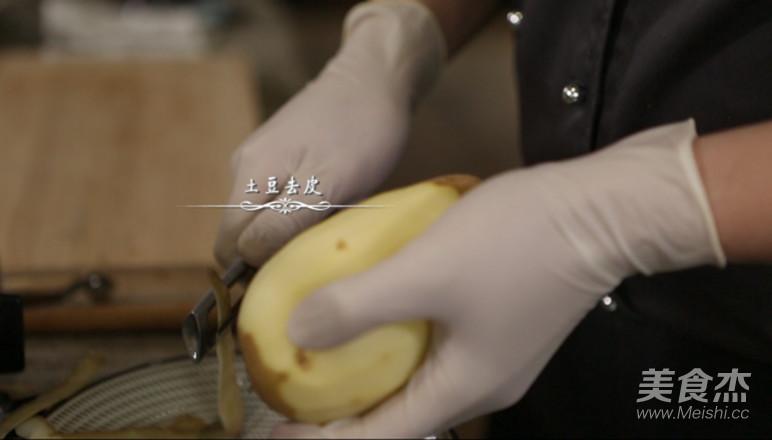 法式香葱土豆汤的家常做法