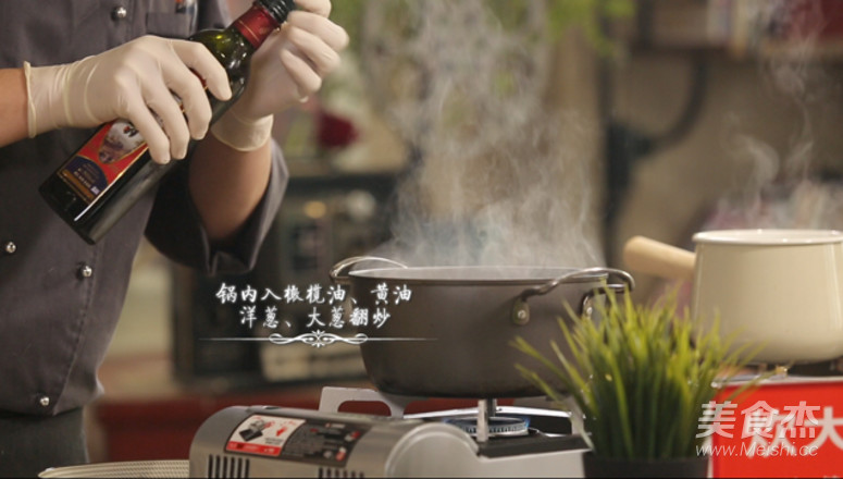 法式香葱土豆汤怎么做