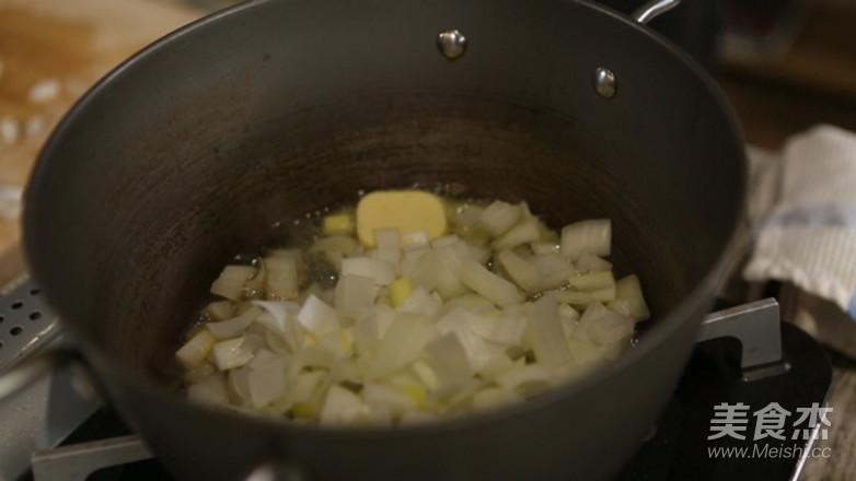 法式香葱土豆汤怎么炒