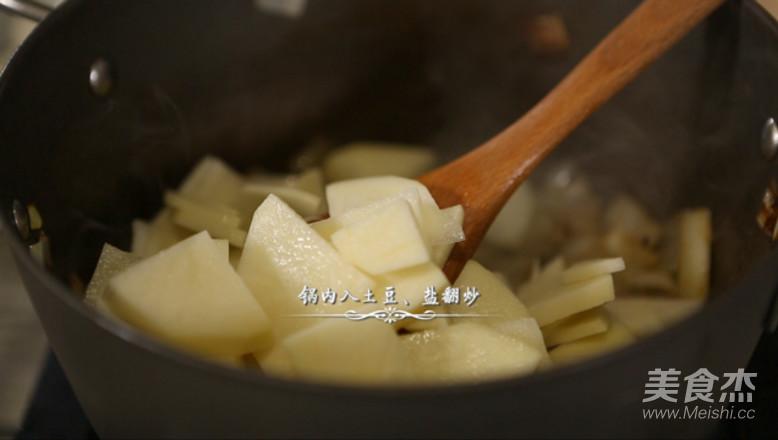 法式香葱土豆汤怎么炖