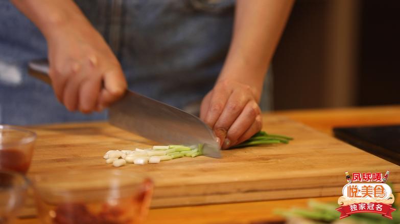 悦美食-辣炒花甲的做法图解