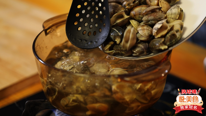 悦美食-辣炒花甲的做法大全