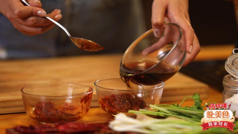 悦美食-辣炒花甲的家常做法