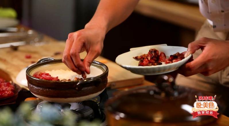 悦美食-广式煲仔饭的简单做法