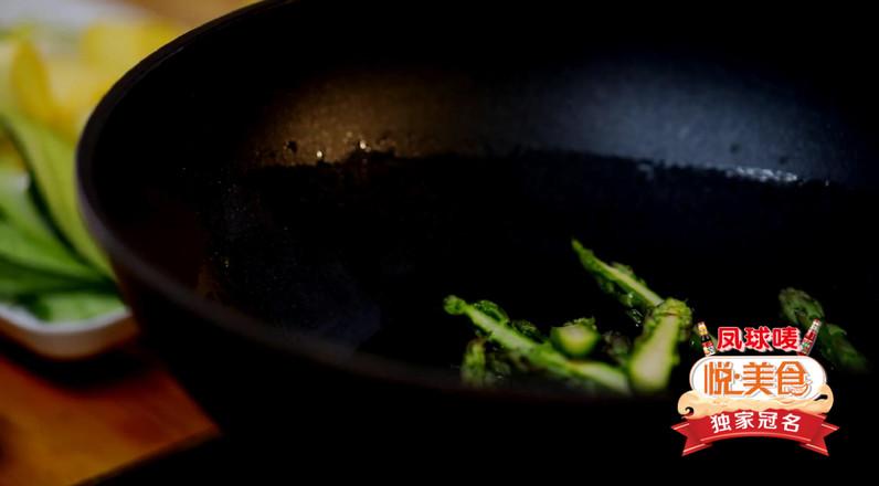 煎扇贝配沙拉的做法图解