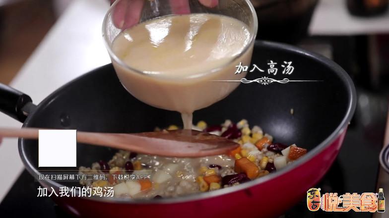 五谷杂粮煮花胶怎么吃