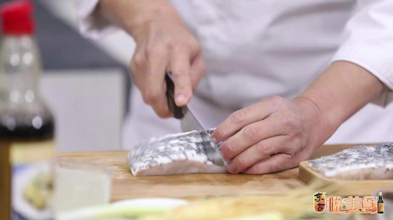 鲜人参豆瓣煎煮石斑鱼的做法大全
