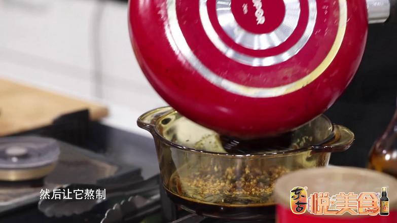 香煎鹅肝配香料糖浆的步骤