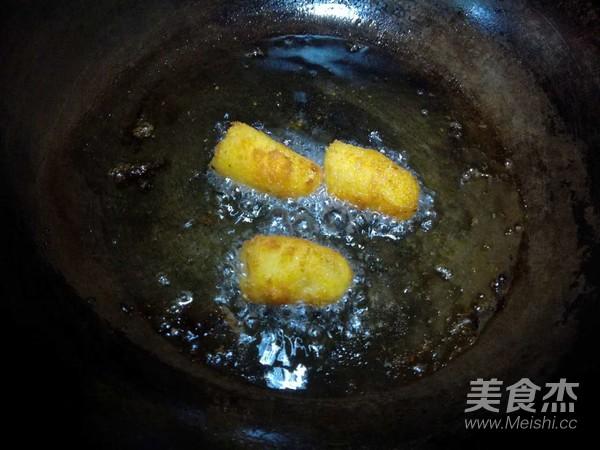 香酥脆皮香蕉怎么吃