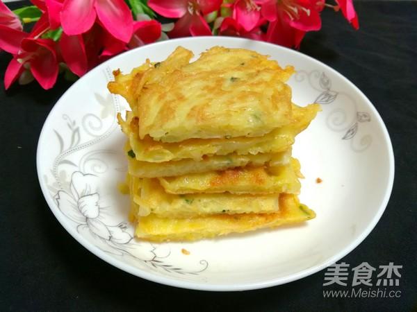 葱香土豆饼怎么煮