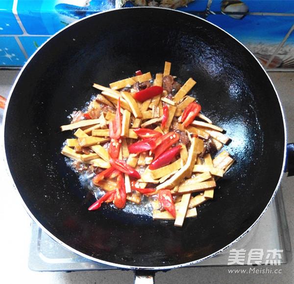 腊肉炒熏干怎么煮