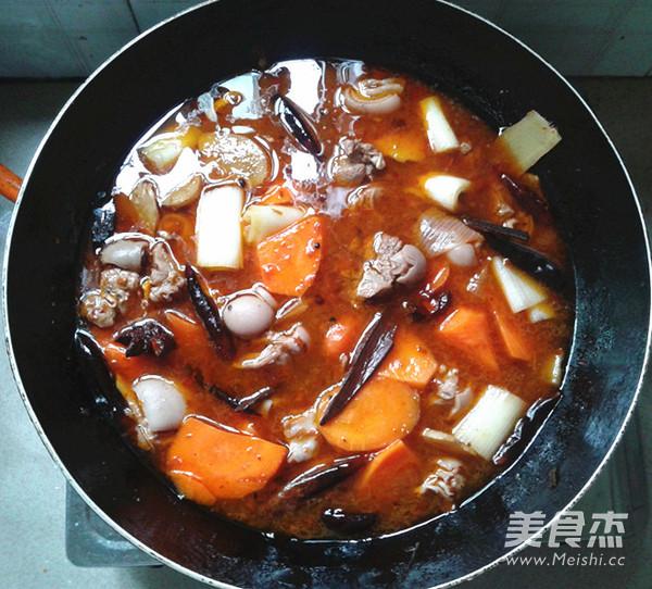羊肉火锅怎样炒