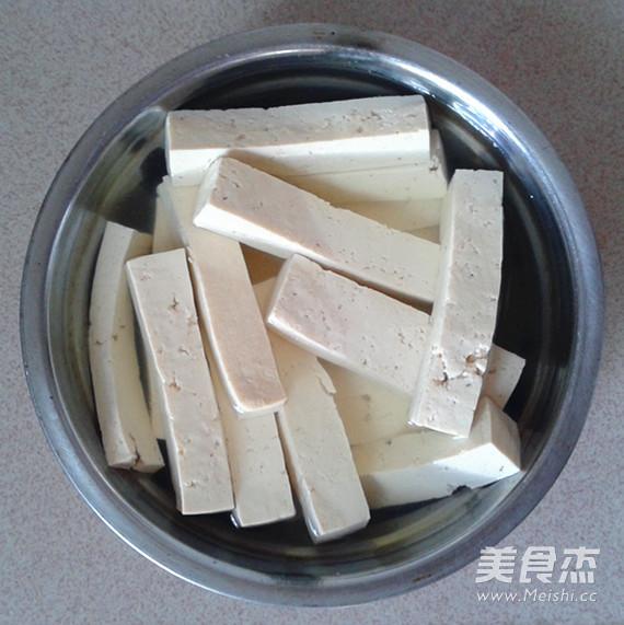 酱焖鲅鱼豆腐的家常做法