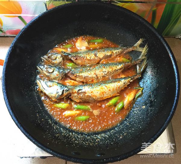 辣烧鲅鱼怎样做